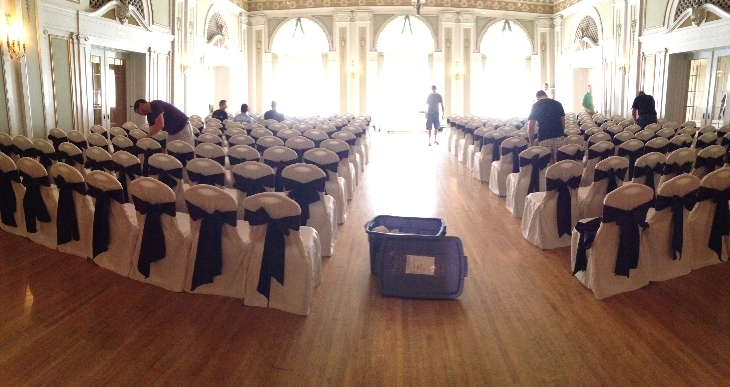 Thinking About Renting Chair Covers
